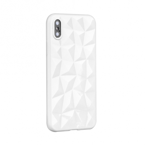 """Forcell PRISM Coque pour iPhone XS Max ( 6,5"""" ) Blanc"""