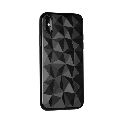 "Forcell PRISM Coque pour iPhone XS Max ( 6,5"" ) Noir"