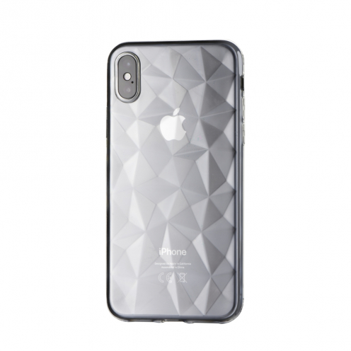 """Forcell PRISM Coque pour iPhone XS Max ( 6,5"""" ) clear"""