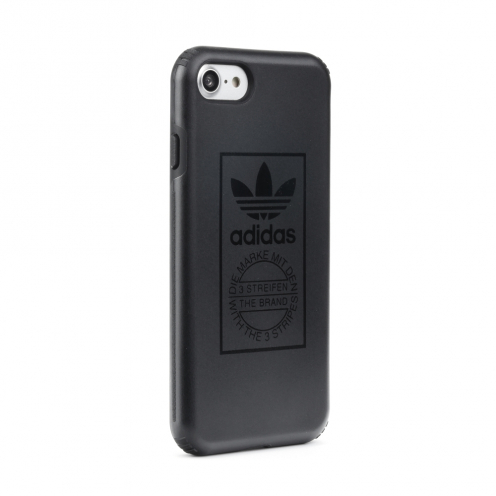 ADIDAS Originals TPU Coque Rigide iPhone 7 / 8 Noir