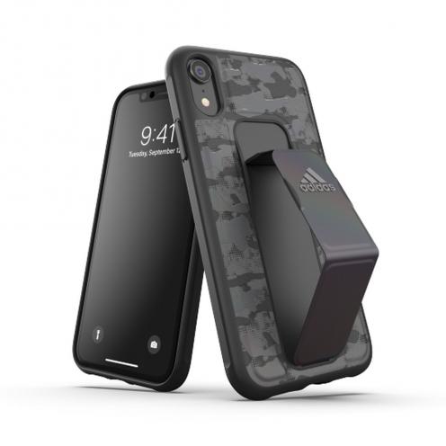 ADIDAS SP Grip Coque CAMO pour iPhone XR Noir