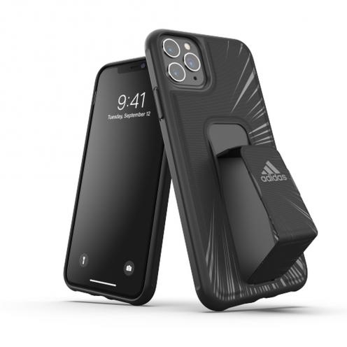ADIDAS SP Grip Coque CAMO pour iPhone 11 PRO MAX Noir