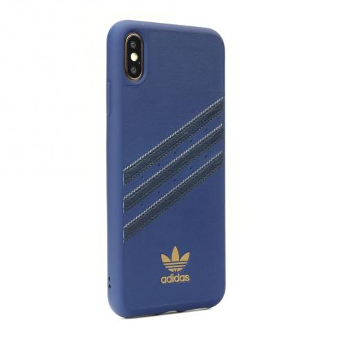 ADIDAS Originals Coque Moulée iPhone XR blue
