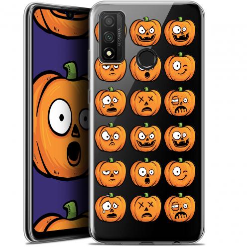 "Coque Gel Huawei P Smart 2020 (6.2"") Extra Fine Halloween - Cartoon Citrouille"