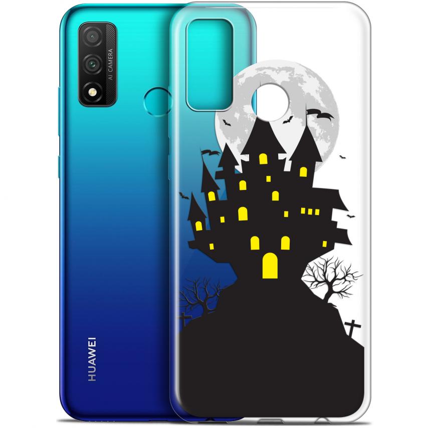 "Coque Gel Huawei P Smart 2020 (6.2"") Extra Fine Halloween - Castle Scream"