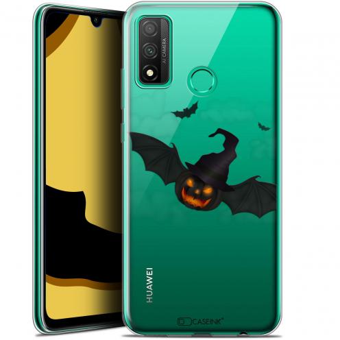 "Coque Gel Huawei P Smart 2020 (6.2"") Extra Fine Halloween - Chauve Citrouille"