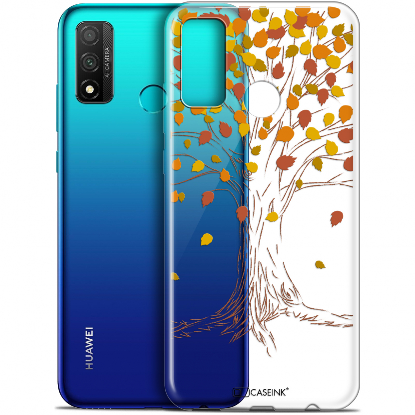 "Coque Gel Huawei P Smart 2020 (6.2"") Extra Fine Autumn 16 - Tree"