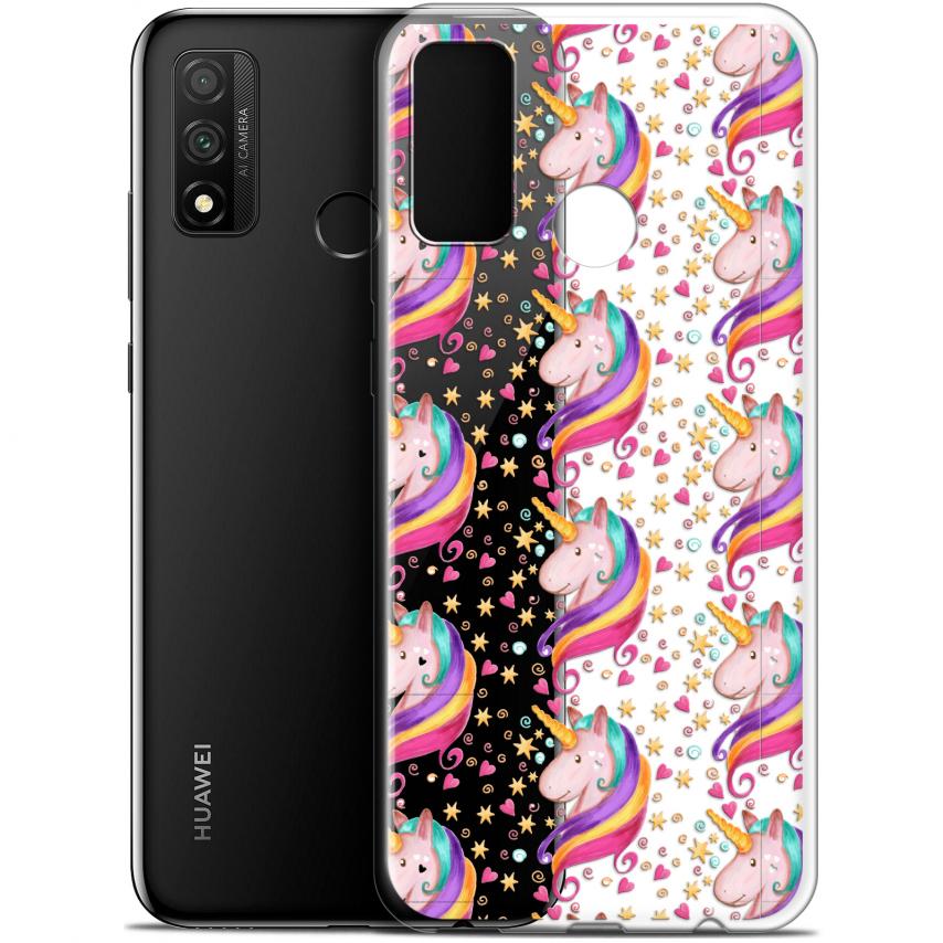 "Coque Gel Huawei P Smart 2020 (6.2"") Extra Fine Fantasia - Licorne Etoilée"