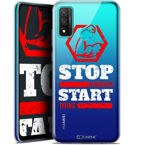 """Coque Gel Huawei P Smart 2020 (6.2"""") Extra Fine Quote - Start Doing"""