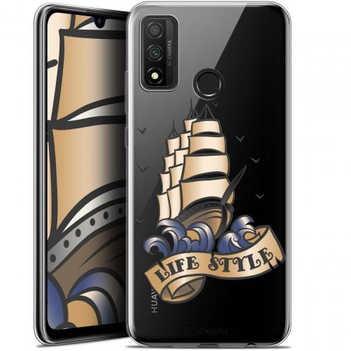 "Coque Gel Huawei P Smart 2020 (6.2"") Extra Fine Tatoo Lover - Fashion"
