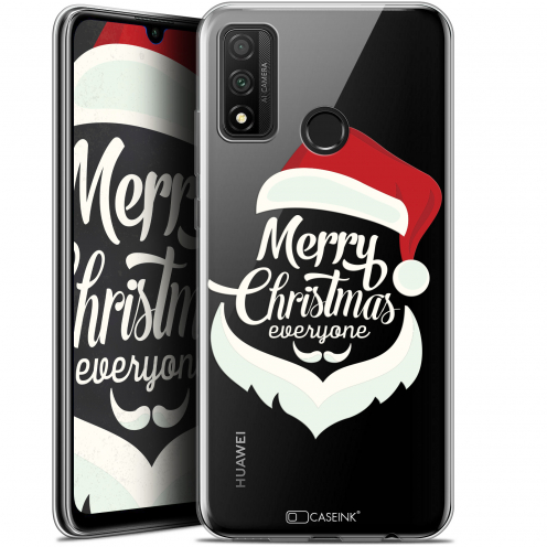 "Coque Gel Huawei P Smart 2020 (6.2"") Extra Fine Noël - Merry Everyone"