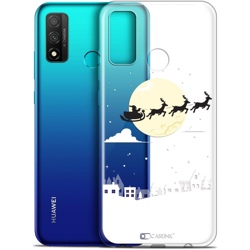 "Coque Gel Huawei P Smart 2020 (6.2"") Extra Fine Noël - Flying Stanta"