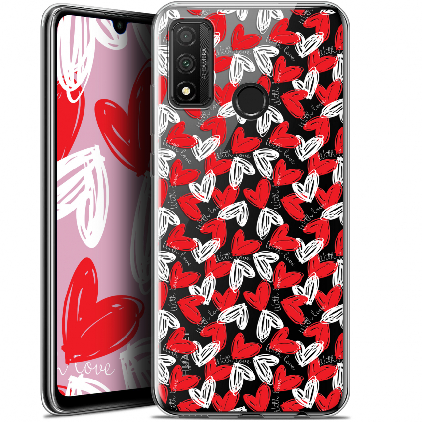 "Coque Gel Huawei P Smart 2020 (6.2"") Extra Fine Love - With Love"