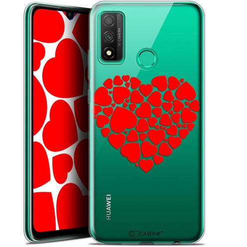 "Coque Gel Huawei P Smart 2020 (6.2"") Extra Fine Love - Coeur des Coeurs"