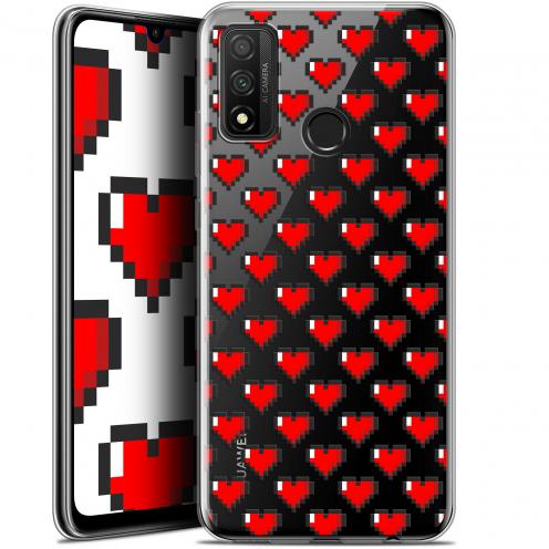 """Coque Gel Huawei P Smart 2020 (6.2"""") Extra Fine Love - Pixel Art"""