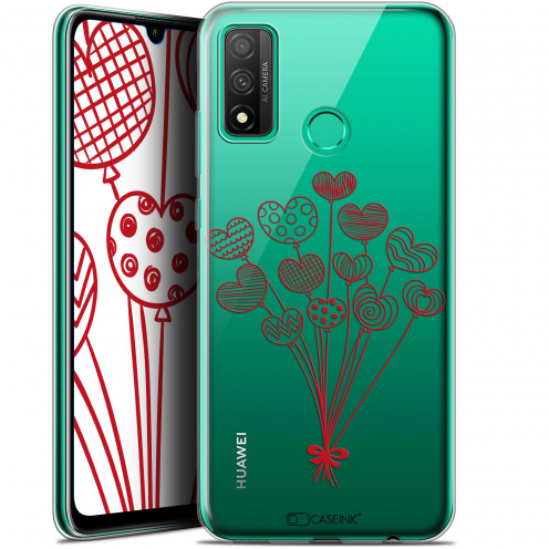 "Coque Gel Huawei P Smart 2020 (6.2"") Extra Fine Love - Ballons d'amour"
