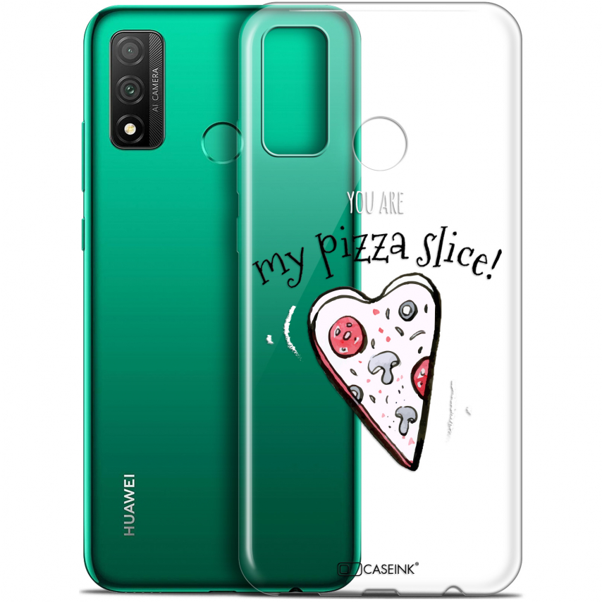"Coque Gel Huawei P Smart 2020 (6.2"") Extra Fine Love - My Pizza Slice"
