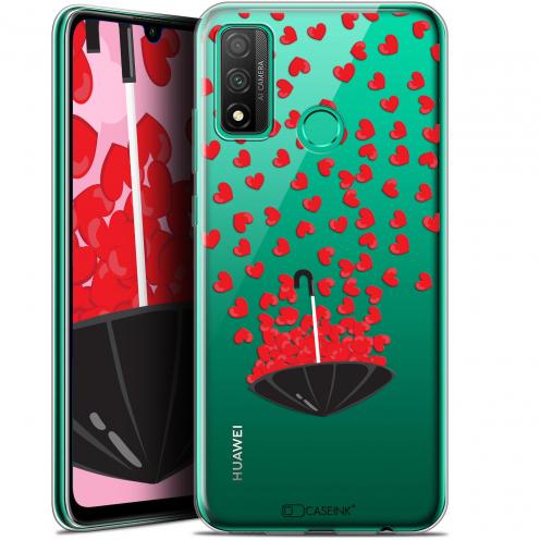 """Coque Gel Huawei P Smart 2020 (6.2"""") Extra Fine Love - Parapluie d'Amour"""
