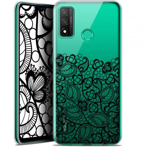 "Coque Gel Huawei P Smart 2020 (6.2"") Extra Fine Spring - Bas dentelle Noir"
