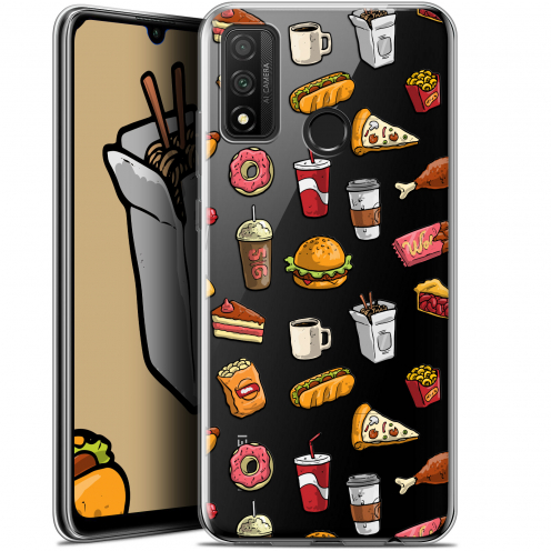 "Coque Gel Huawei P Smart 2020 (6.2"") Extra Fine Foodie - Fast Food"