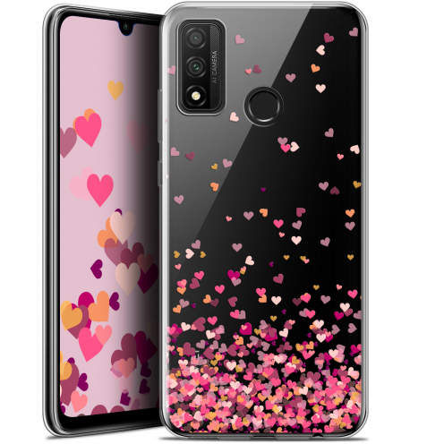 "Coque Gel Huawei P Smart 2020 (6.2"") Extra Fine Sweetie - Heart Flakes"