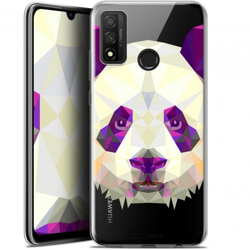"Coque Gel Huawei P Smart 2020 (6.2"") Extra Fine Polygon Animals - Panda"