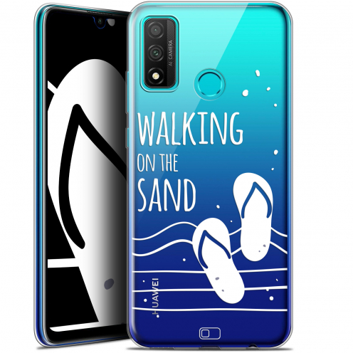 """Coque Gel Huawei P Smart 2020 (6.2"""") Extra Fine Summer - Walking on the Sand"""
