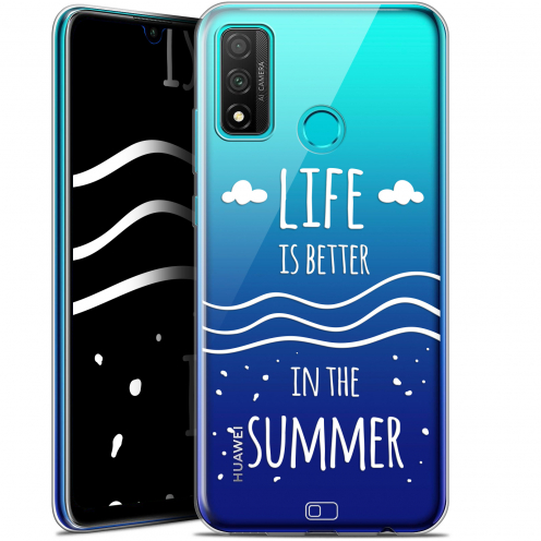 "Coque Gel Huawei P Smart 2020 (6.2"") Extra Fine Summer - Life's Better"