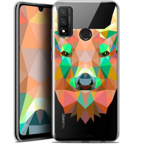 "Coque Gel Huawei P Smart 2020 (6.2"") Extra Fine Polygon Animals - Cerf"