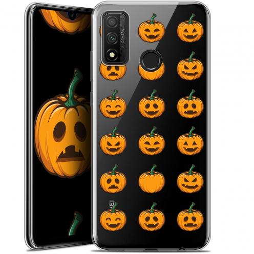 "Coque Gel Huawei P Smart 2020 (6.2"") Extra Fine Halloween - Smiley Citrouille"