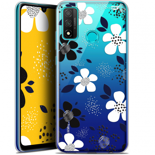 "Coque Gel Huawei P Smart 2020 (6.2"") Extra Fine Motif - Marimeko Style"
