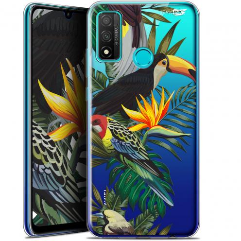 """Coque Gel Huawei P Smart 2020 (6.2"""") Extra Fine Motif - Toucan Tropical"""