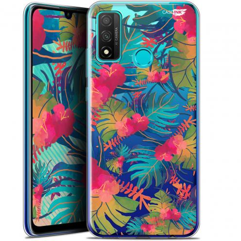 """Coque Gel Huawei P Smart 2020 (6.2"""") Extra Fine Motif - Couleurs des Tropiques"""