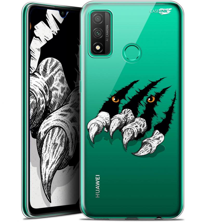 """Coque Gel Huawei P Smart 2020 (6.2"""") Extra Fine Motif - Les Griffes"""