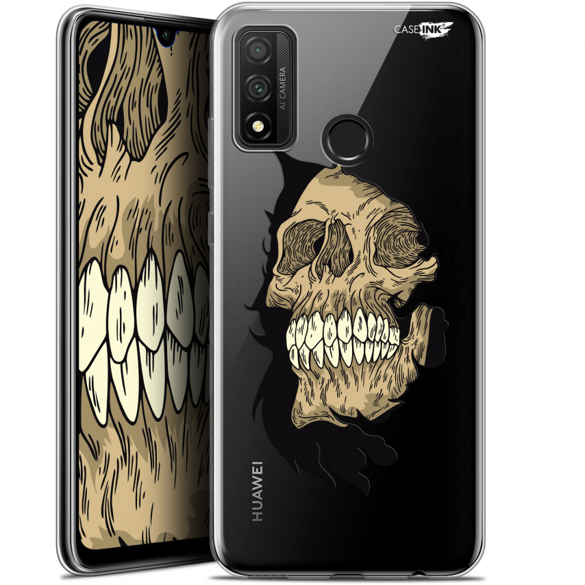 "Coque Gel Huawei P Smart 2020 (6.2"") Extra Fine Motif - Craneur"