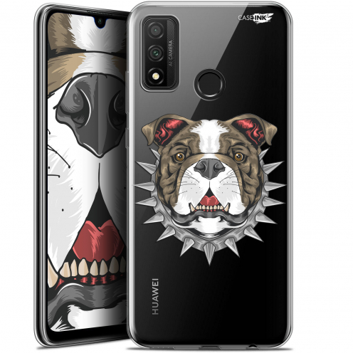 "Coque Gel Huawei P Smart 2020 (6.2"") Extra Fine Motif - Doggy"