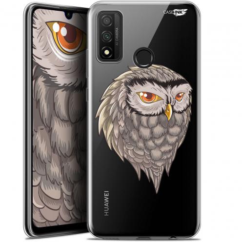 "Coque Gel Huawei P Smart 2020 (6.2"") Extra Fine Motif - Hibou Draw"