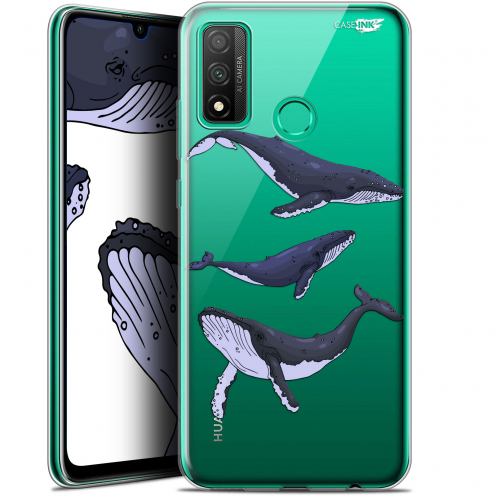 "Coque Gel Huawei P Smart 2020 (6.2"") Extra Fine Motif - Les 3 Baleines"
