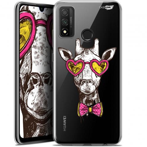 "Coque Gel Huawei P Smart 2020 (6.2"") Extra Fine Motif - Hipster Giraffe"