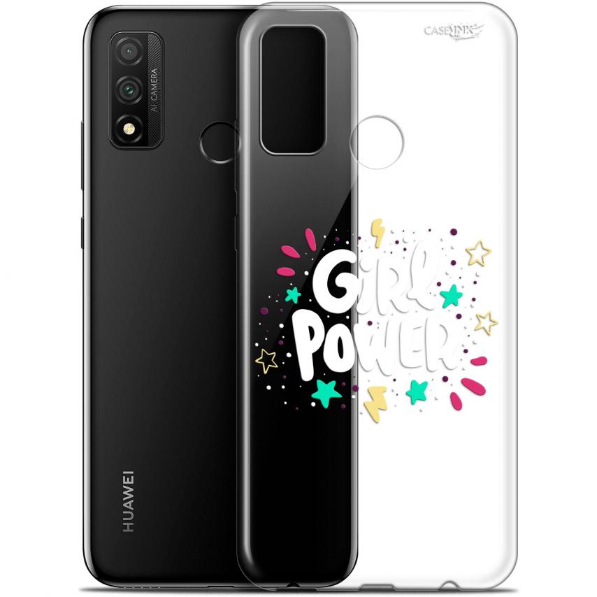"""Coque Gel Huawei P Smart 2020 (6.2"""") Extra Fine Motif - Girl Power"""
