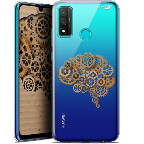 "Coque Gel Huawei P Smart 2020 (6.2"") Extra Fine Motif - Mécanismes du Cerveau"