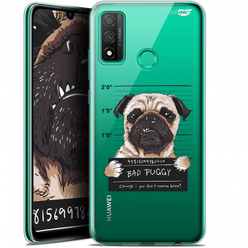"Coque Gel Huawei P Smart 2020 (6.2"") Extra Fine Motif - Beware The Puggy Dog"