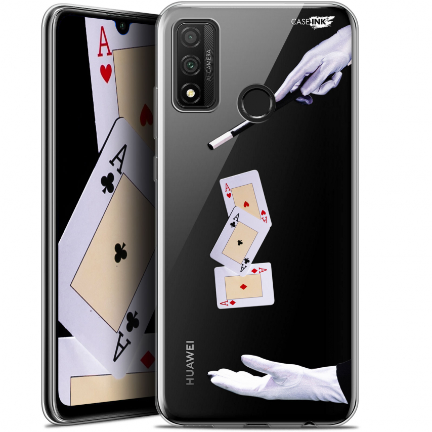 "Coque Gel Huawei P Smart 2020 (6.2"") Extra Fine Motif - Cartes Magiques"