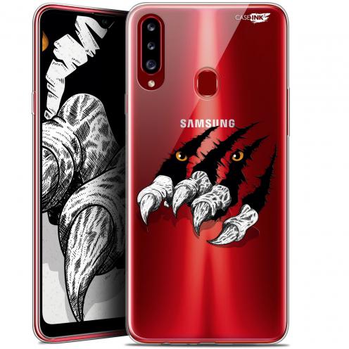"Coque Gel Samsung Galaxy A20s (6.5"") Extra Fine Motif - Les Griffes"