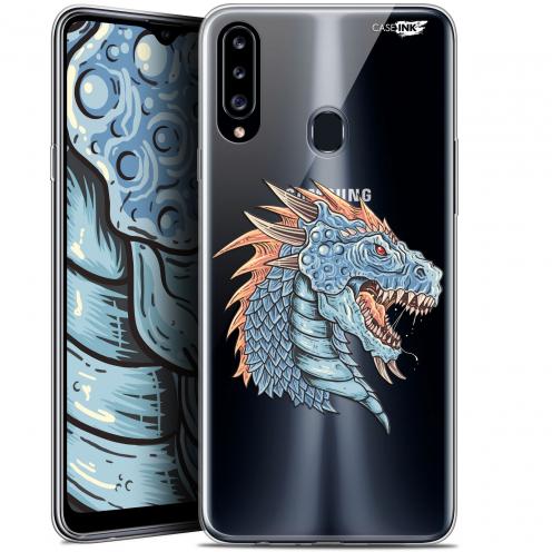 """Coque Gel Samsung Galaxy A20s (6.5"""") Extra Fine Motif - Dragon Draw"""
