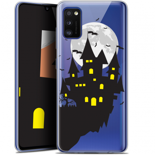 "Coque Gel Samsung Galaxy A41 (6.1"") Extra Fine Halloween - Castle Dream"