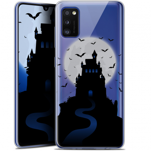 "Coque Gel Samsung Galaxy A41 (6.1"") Extra Fine Halloween - Castle Nightmare"