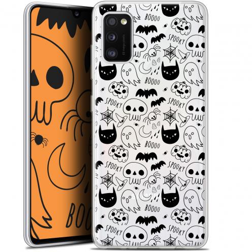 "Coque Gel Samsung Galaxy A41 (6.1"") Extra Fine Halloween - Spooky"