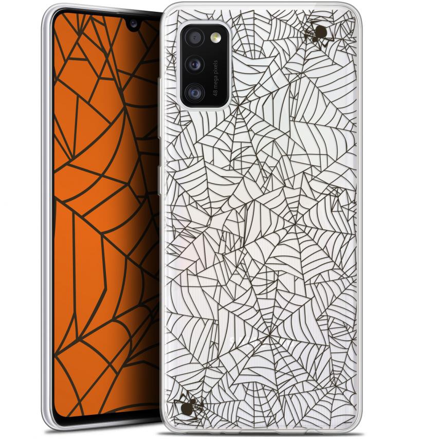 "Coque Gel Samsung Galaxy A41 (6.1"") Extra Fine Halloween - Spooky Spider"