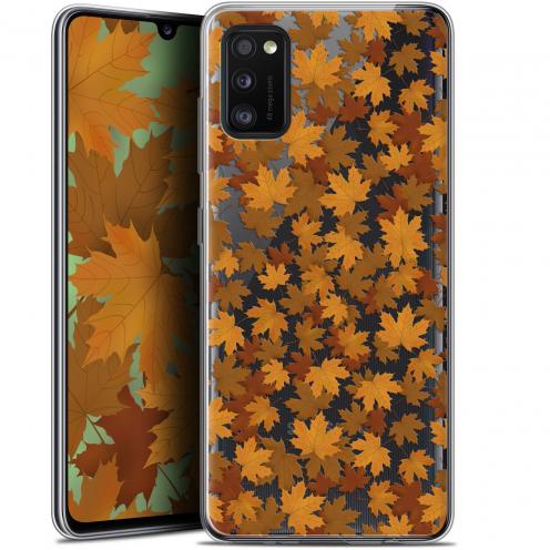 "Coque Gel Samsung Galaxy A41 (6.1"") Extra Fine Autumn 16 - Feuilles"
